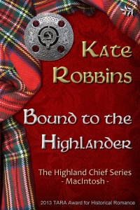 Bound to the Highlander by Kate Robbins - TARA 200