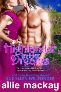 COVER HIHD II - AllieMackay_Highlander In Her Dreams