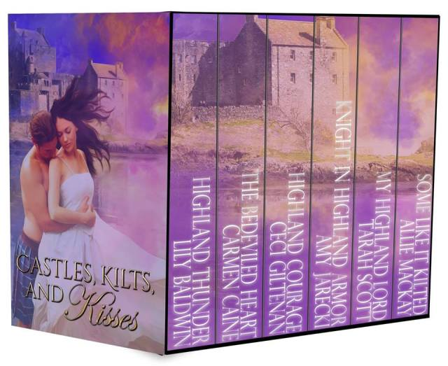Castles, Kilts and Kisses
