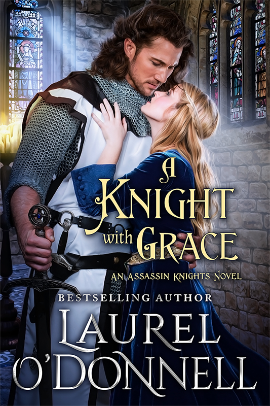 O_Donnell, Laurel- A Knight with Grace (final) 800 px @ 72 dpi low res